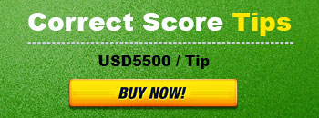 Buy now correct score tips for $5500 per tips
